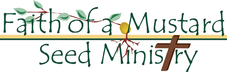 Faith of a Mustard Seed Ministry Logo